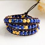 Lapis Lazuli Beads Bracele..